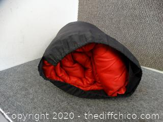 Eureka Sleeping Bag With Bag