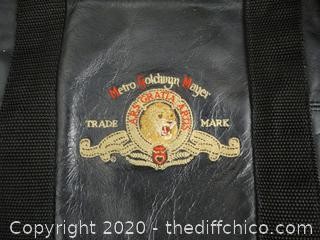 MGM Leather Bag