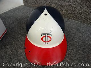 TC Plastic Baseball Helmet