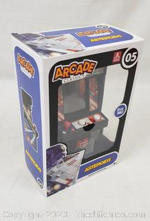 *NEW* Atari Asteroids Arcade Classics Mini Arcade Game