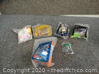 Collectible Toys (New in Bags)