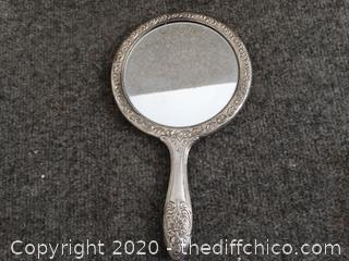 Antique Mirror - very heavy