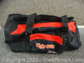 Ugly Stick Shakespeare Duffle Bag