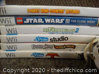 Wii Games & Accessories