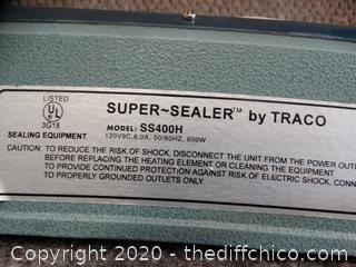 Super Sealer by Traco - untested