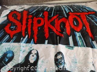 "SlipKnot Wall Decor - 42"" x 30 1/2"""
