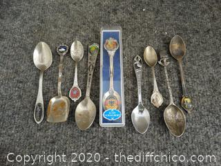 Collectible Spoon lot