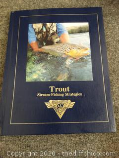 Trout Stream Fishing Strategies book