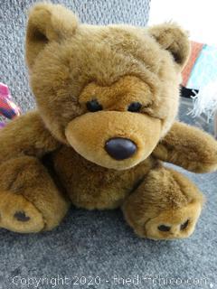 Bear, Dragon, Harley Pig Stuffed Animals