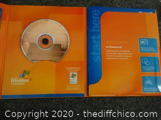 Microsoft Windows XP Professional
