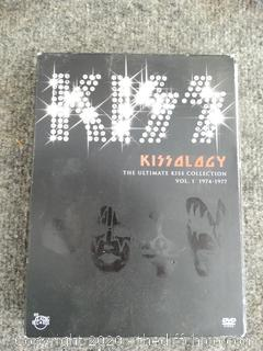 KISS Kissology DVD Collection
