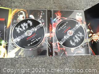 KISS Kissology DVD Collection