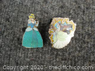 Disney Princess Pins