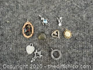 Necklace Charms lot