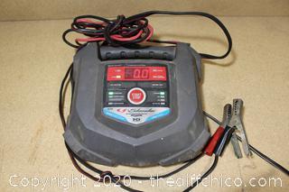 Schumacher 15 Amp Battery Charger