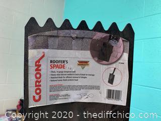 Corona Roofers Spade (J20)