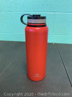 Winterial 40oz Stainless Steel Water Bottle - Red (J53)