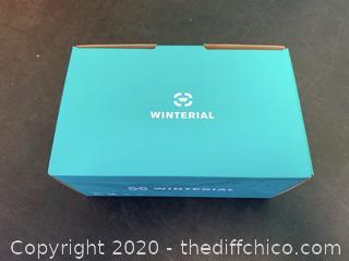 Winterial Snowboard/Ski Goggles - Teal (J60)