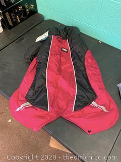 FrontPet Ultralight Dog Winter Jacket - Pink (J18)