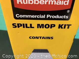 Rubbermaid Spill Mop Kit (J21)