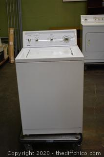 Working Kenmore Washer