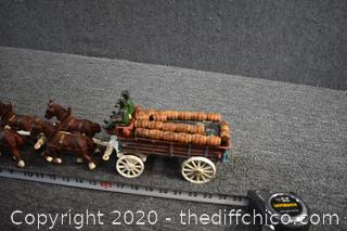 Vintage Cast Iron Toy