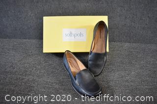 Softspots w/box - size 9 1/2