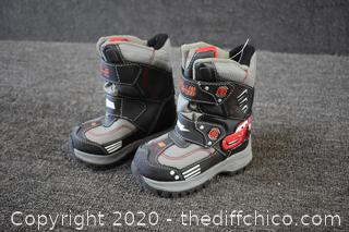 Lightyear 95 Speed. I am Speed Boots - look new - size 6