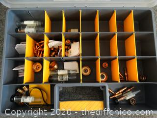 Workforce 25 Compartment With Contents