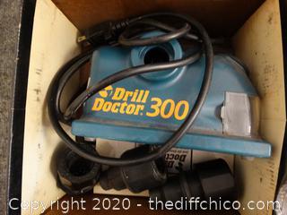 Drill Doctor 300 Drill Bit Sharpener