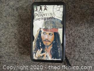 Pirates Of The Caribbean Box