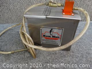 Kool Mist  Spray Coolant Generator