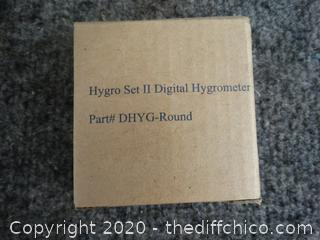 Hydro Set 11 Digital Thermometer