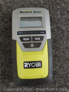 Ryobi Moisture Meter