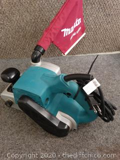Makita Sander - Works