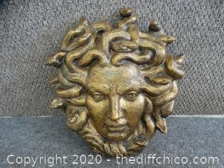 Medusa Wall Hanging