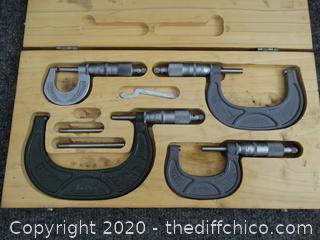 Scherr Tumico Micrometers