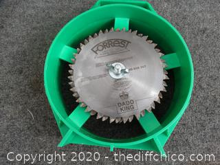 Circular Saw & Dado Blades