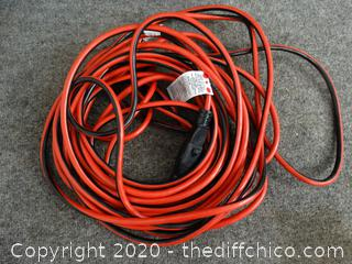 Husky 50' Extension Cord - Appears New
