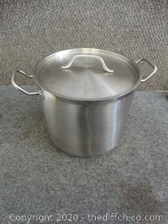 Thunder Group 20 Qt. Pot w/ Lid