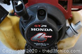 Working Honda 4 Stroke Weed Eater