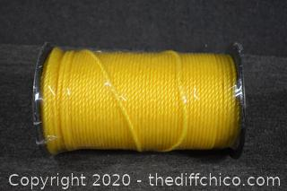 Spool of New Rope