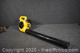 Working Electric Paramount PB150 Blower