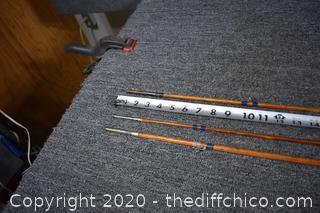 Horrocks-Ibbotson Bamboo Fishing Rod