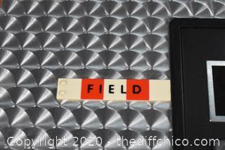 S.O.S.L Field Phone Mark IV