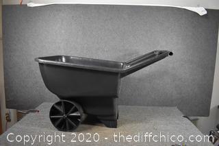 Smart Cart Wheel Barrel