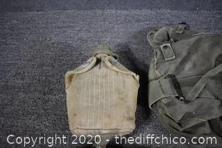 Mixed Lot of Military Items