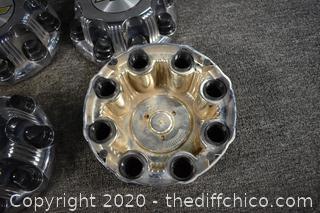 4 Chevrolet Rims- 16 x 6.5 J x 28