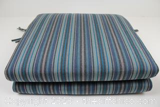 """Sunbrella Seat Cushion 19"""" x 18"""" Cushions M71E 1902288 Outdoor Cushions"""