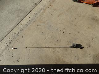 Brunswick 202 Fishing Pole